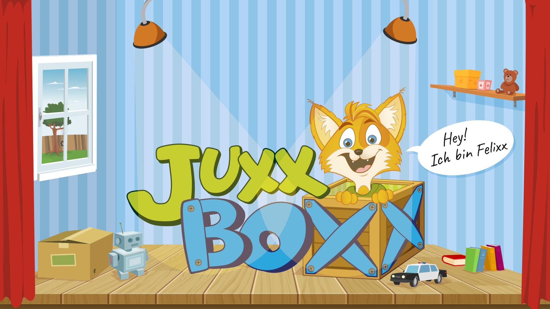 JuxxBoxx Contigo Indoortainment Shopping-Center Einkaufzentrum Dortmund Essen Koblenz Lizenz Marke Indoorspielplatz Spielewelt im Einkaufszentrum